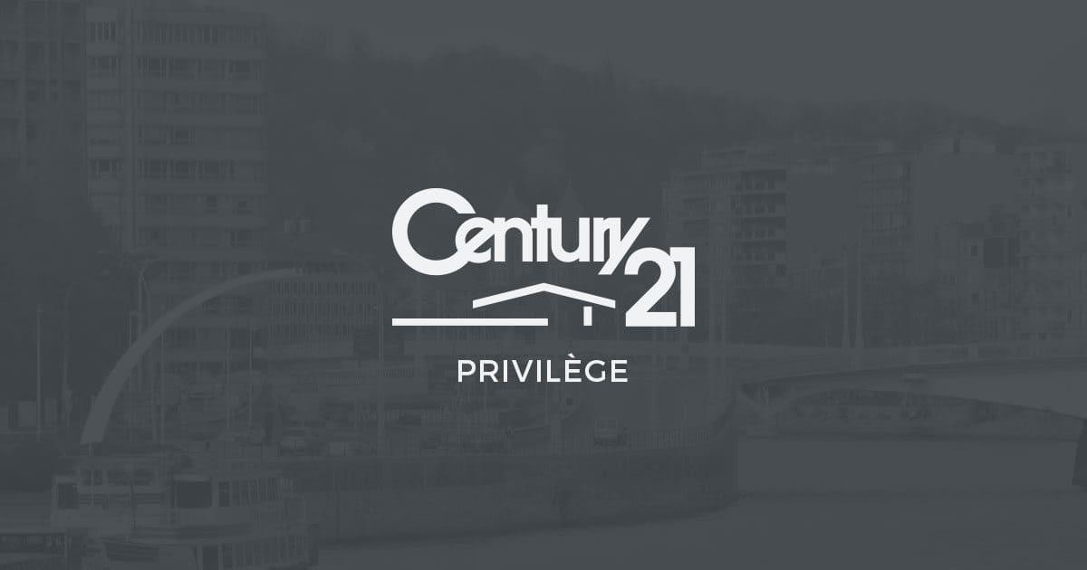 Century 21 – Privilège agence immobilière