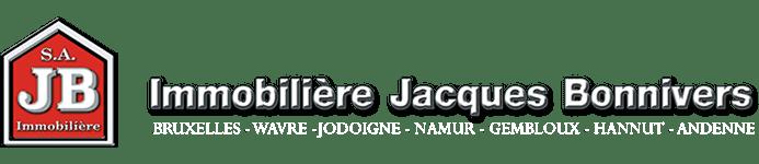 Immobilière Jacques Bonnivers Namur agence immobilière
