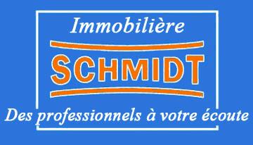 Logo de Immobilière Schmidt – Etterbeek
